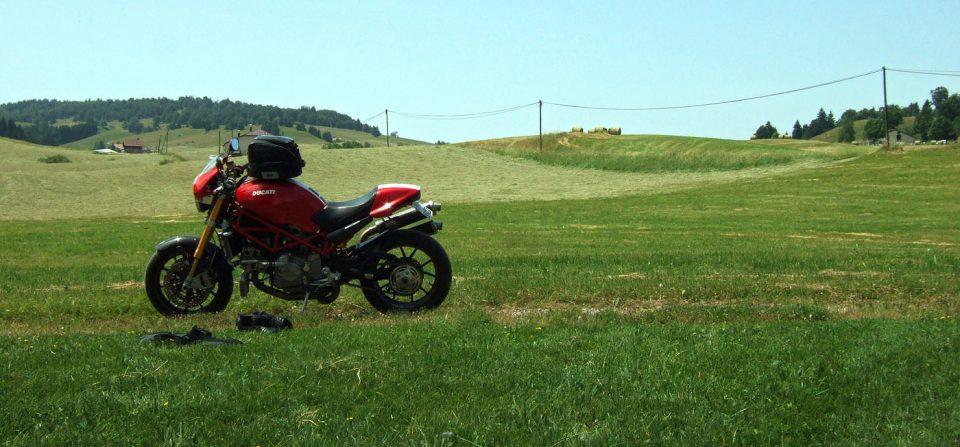 Motorradtour Elsass – Jura – Schweizer Alpen