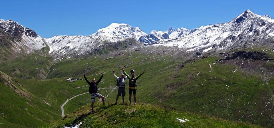 Transalp 2016: Engadin & Valtellin (15.07.2016)