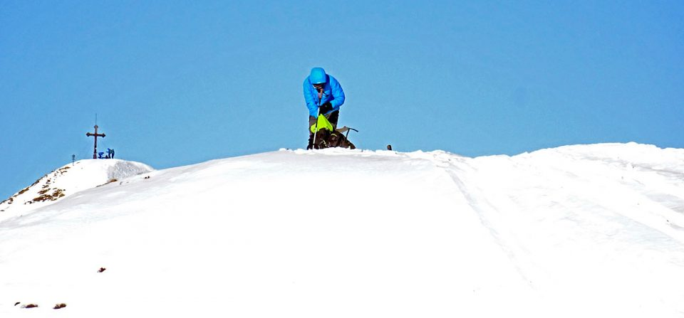 Skitour Hochstand (22.01.2017)