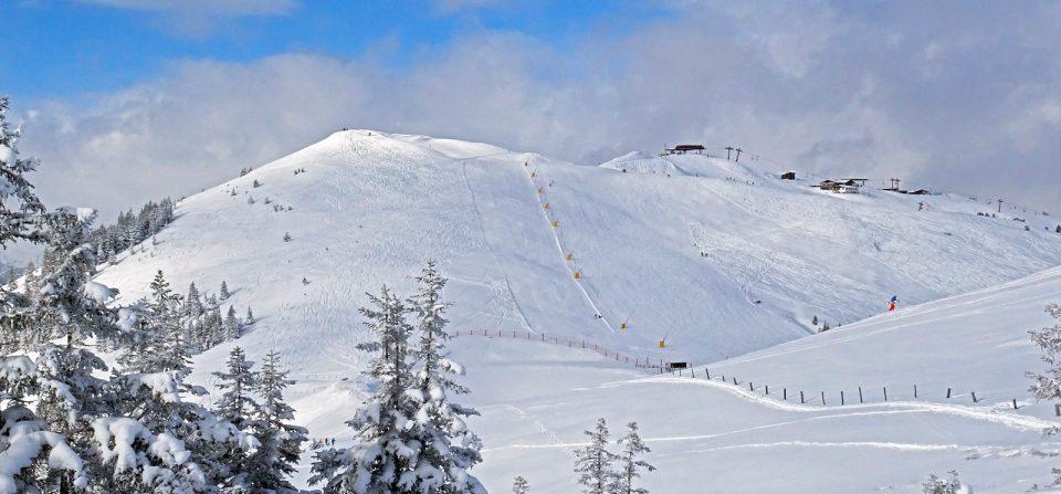 Skitour Schatzberg (15.01.2017)