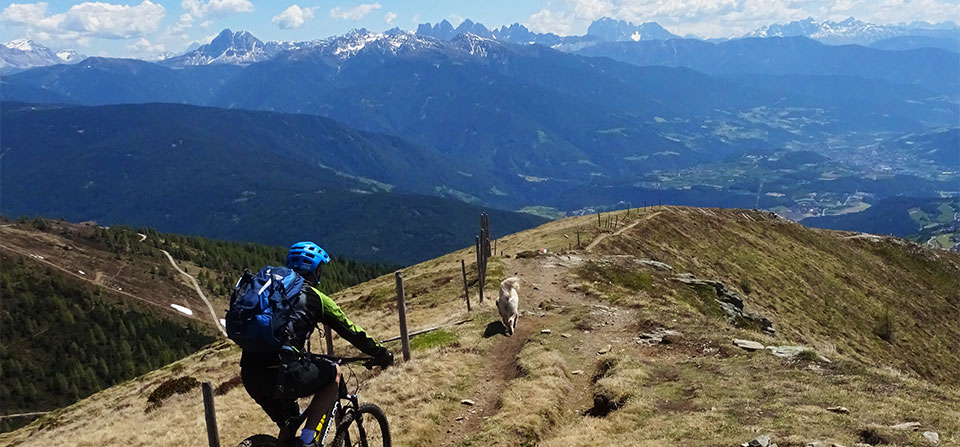 Mountainbike Tour Kleine Gitsch (26.05.2017)