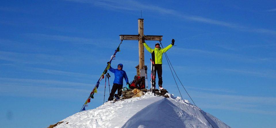 Skitour Hoher Kopf (26.12.2017)